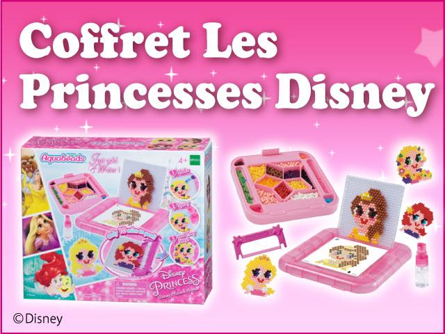 Coffret Les Princesses Disney