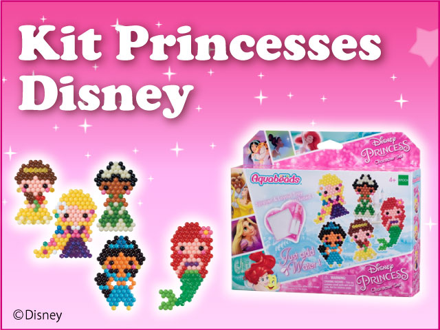 Kit Princesses Disney