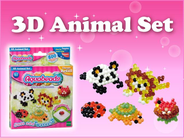 3D Animal Set