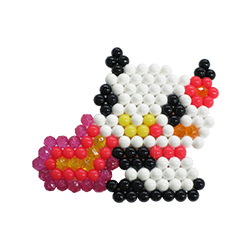 Panda mit Herz