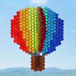 3D Luftballong