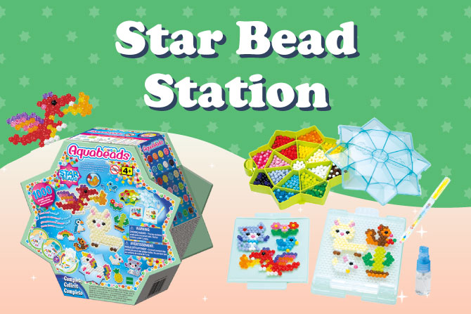 Star Bead Station