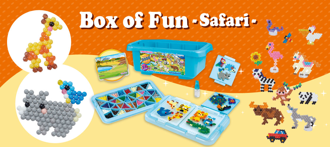 Box of Fun - Safari -