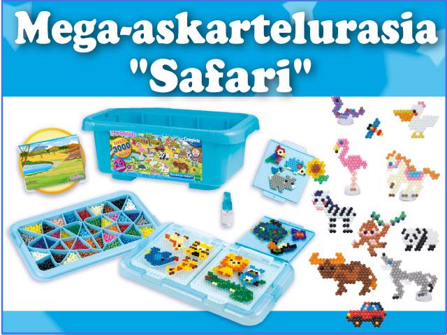 Mega-askartelurasia Safari