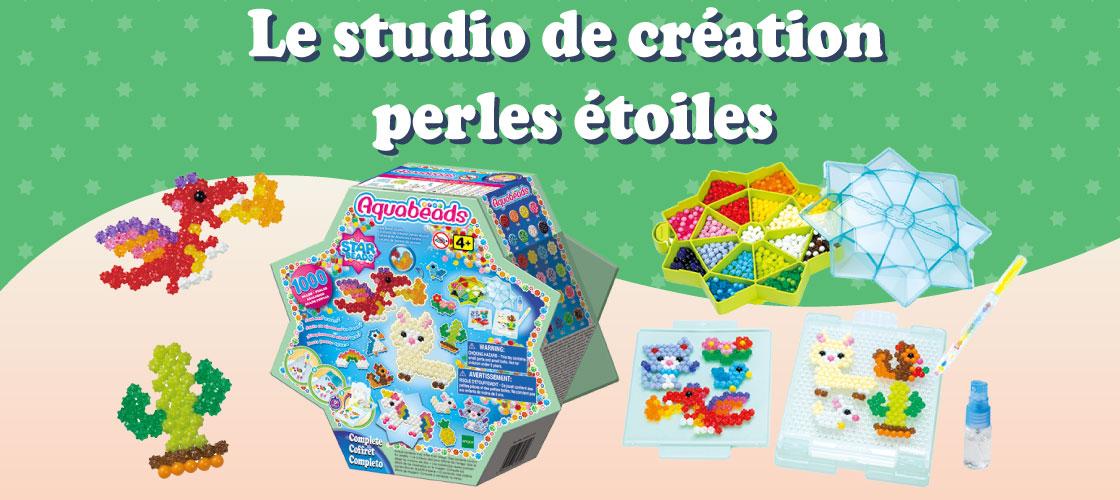 Le studio de création perles étoiles