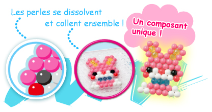 Aquabeads Le secret des perles