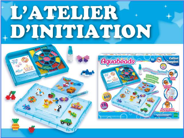 L'ATELIER D'INITIATION