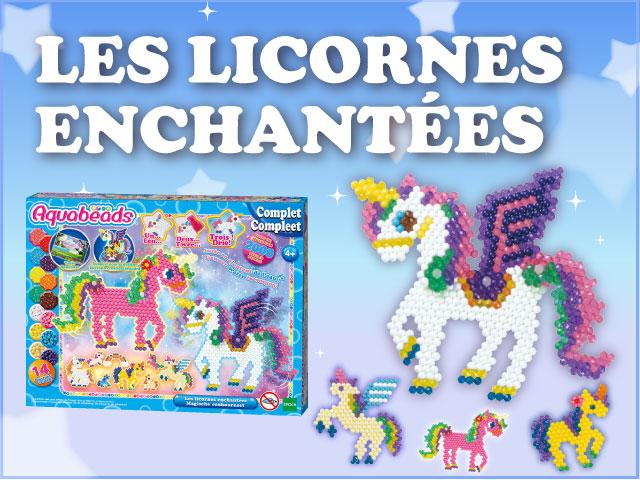 Code no:31898 LES LICORNES ENCHANTÉES