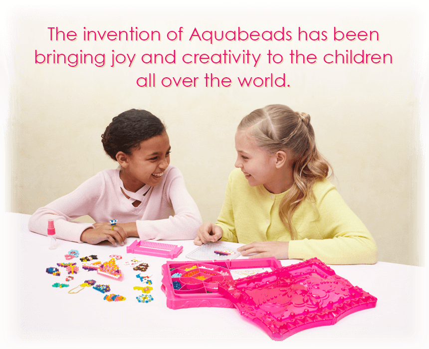 The History of Aquabeads
