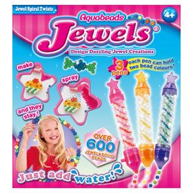 Jewel Spiral Twists