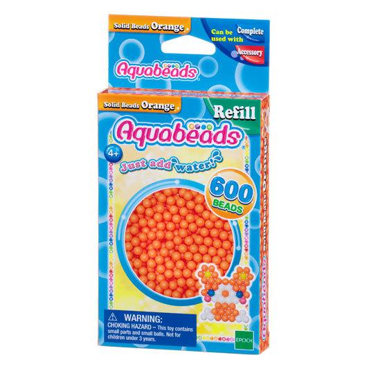 Abalorios de color Naranja