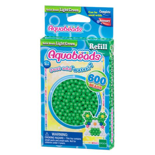 Abalorios de color Verde Claro