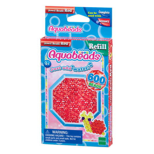 Red Jewel Bead Pack