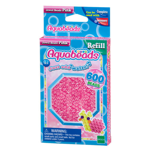 Pink Jewel Bead Pack