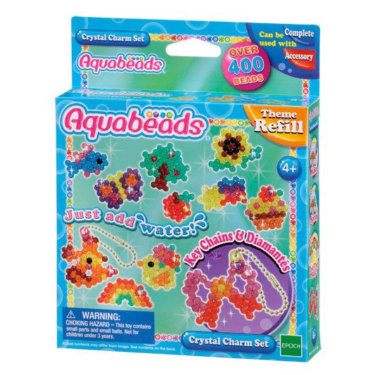 Aquabeads - Kit Ciondoli di Cristallo