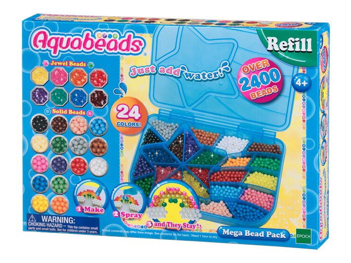 Aquabeads - Mega Scatola di Perline