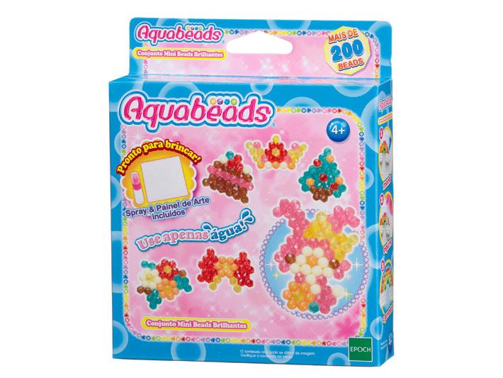 Conjunto Mini Beads Brilhantes