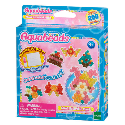 Aquabeads - Mini Scatola Scintillante