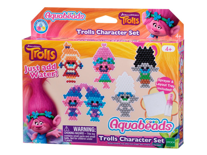 Trolls figurenset