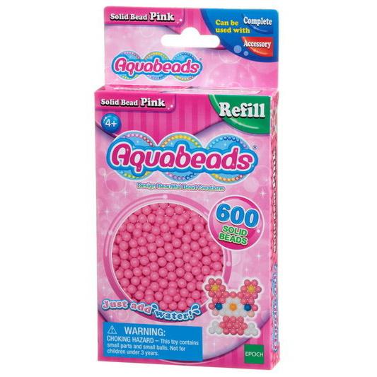 Rosa matta pärlor