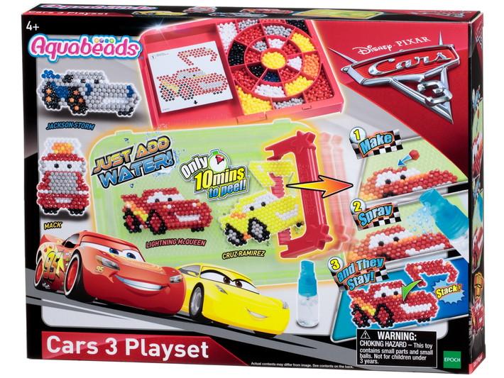 Cars 3 Playset