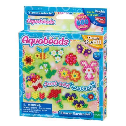 Set Flores de Jardín
