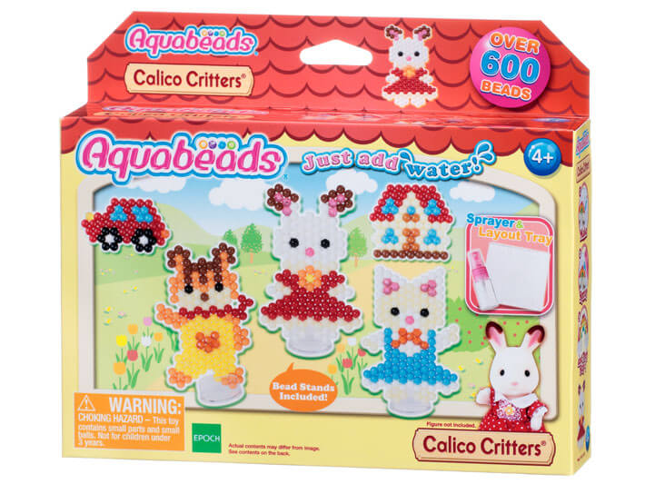 Calico Critters Character Set