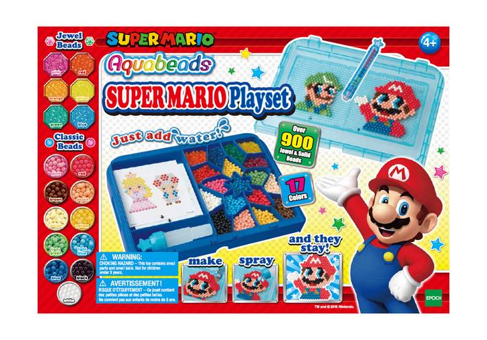 Super Mario Play Set