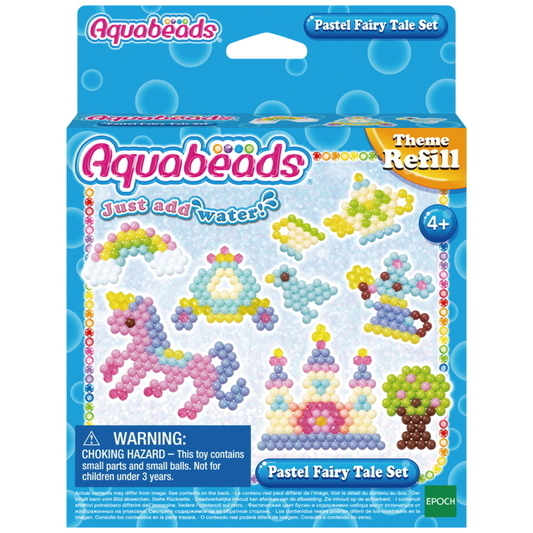 Aquabeads - Kit Fiabe Pastello