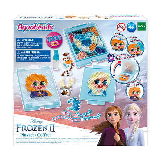 Aquabeads - Kit Gioco Frozen II