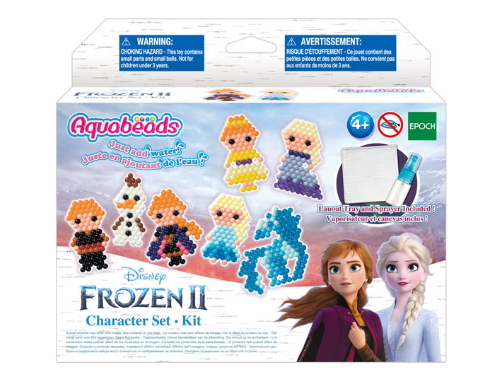 Aquabeads - Kit Personaggi Frozen II