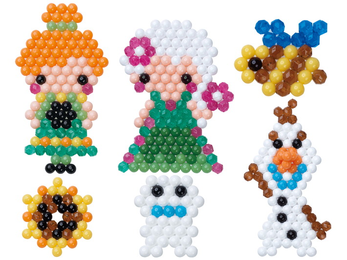 Frozen Fever Set Aquabeads - Aquabeads templates