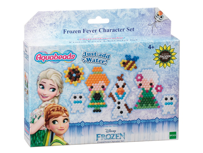 Frozen Fever figurenset