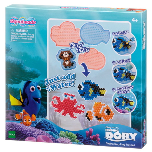 FINDING DORY EASY TRAY SET