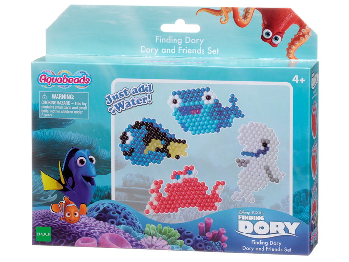 FINDING DORY DORY AND FRIENDS SET