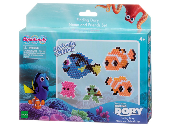 FINDING DORY NEMO AND FRIENDS SET