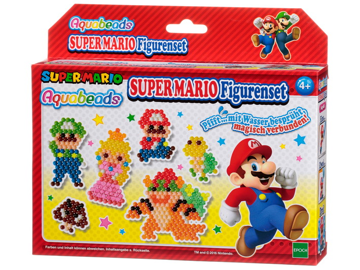 Super Mario Figurenset