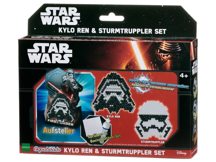 Star Wars Kylo Ren & Stormtrooper set