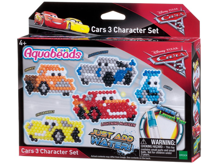 Cars 3 Character Set