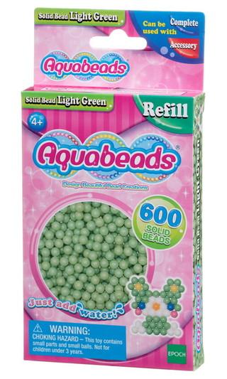 Hell-Grüne Perlen