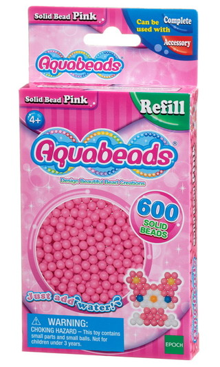 Pinke Perlen