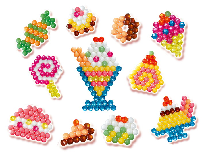 Sweets Set Aquabeads - Aquabeads templates