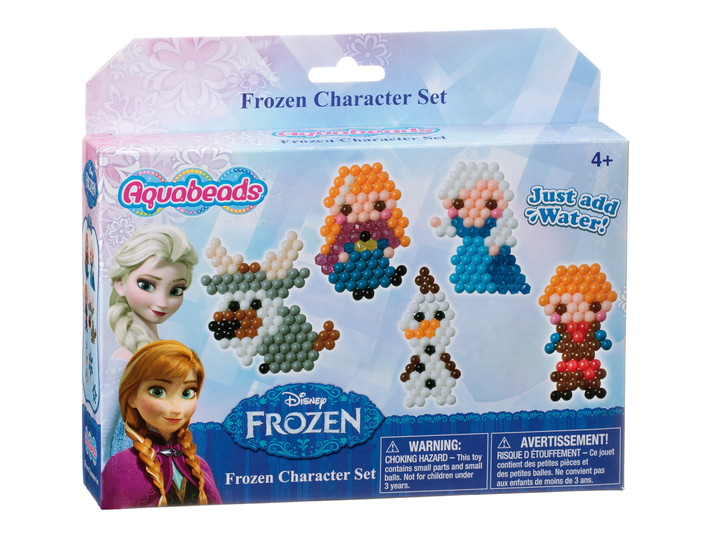 Frozen Character Set