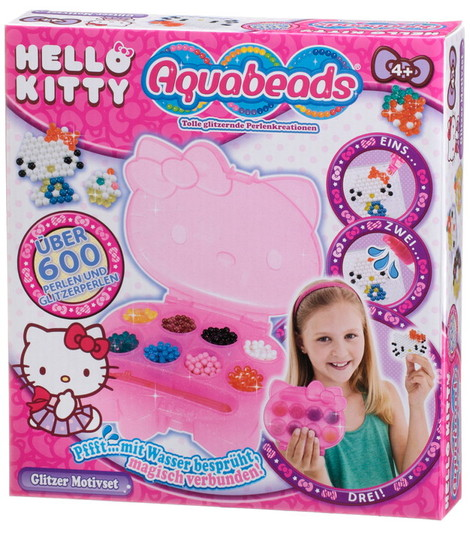 Hello Kitty Glitzer Motivset