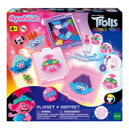 Trolls World Tour Playset
