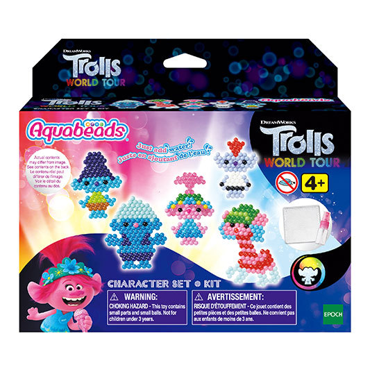 Trolls World Tour Character Set