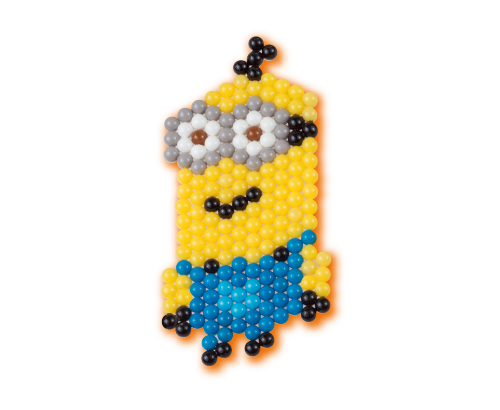 Aquabeads Minions Kevin