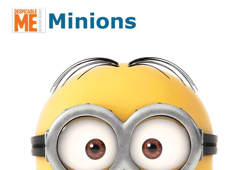 Aquabeads Minions