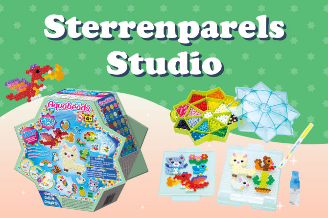 Sterrenparels studio