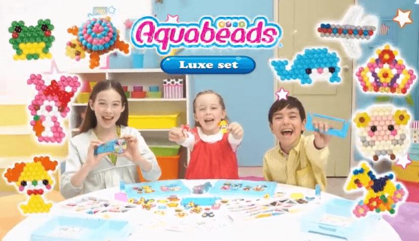 Aquabeads Luxe set - TVC